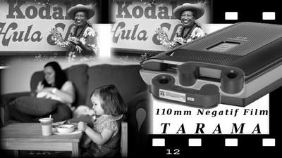 110 mm Negatif Film Tarama
