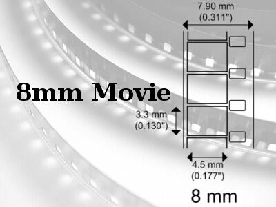 Normal 8mm Makara Film Aktarımı