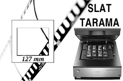 127 mm Slayt Tarama