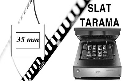 35 mm Slayt Tarama