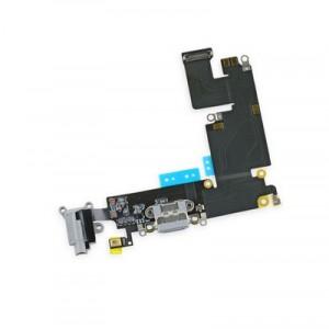 iphone 6 plus Kulaklık jakı ve bağlantı yuvası fleksi-1