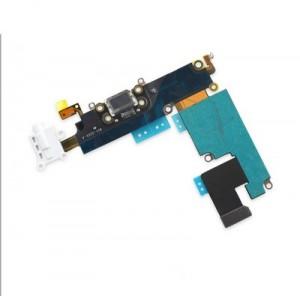 iphone 6 plus Kulaklık jakı ve bağlantı yuvası fleksi-2