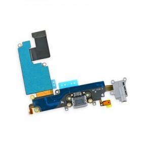 iphone 6 plus Kulaklık jakı ve bağlantı yuvası fleksi-3