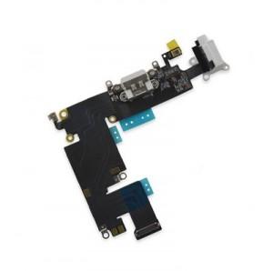 iphone 6 plus Kulaklık jakı ve bağlantı yuvası fleksi-4