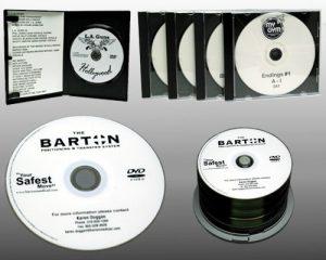 CD - DVD - BL Üzeri Tek Renk Baskı - Boyama - Etiket_2