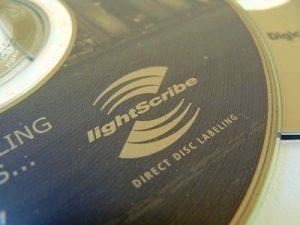 CD DVD BL %0ALightScribe Baskı_3