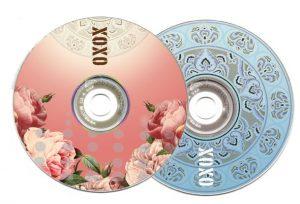CD DVD BL Beş Renk Serigrafi Baskı_1