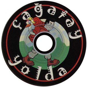 CD DVD BL Beş Renk Serigrafi Baskı_2