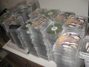 CD DVD BL Beş Renk Serigrafi Baskı_5