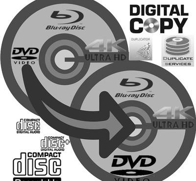 CD DVD BL KOPYALAMA ÇOĞALTMA