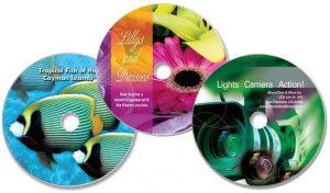 CD DVD BL Thermal Multi Renk Baskı - Boyama_3