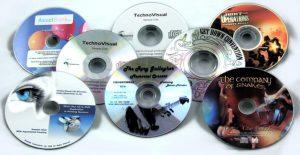 CD DVD BL Thermal Multi Renk Baskı - Boyama_4