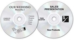 CD DVD BL Thermal Tek Renk Baskı - Boyama_3