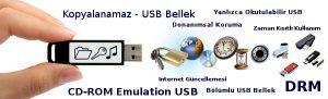 Kopya Korumalı USB Bellek (Kopyalanamaz USB Bellek)_4