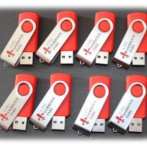 USB Bellek Üzeri Baskı – Lazer Kazıma_2